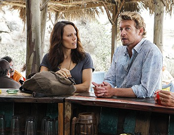 <strong>Mentalist</strong> S06E09 L&#39;exil - 2