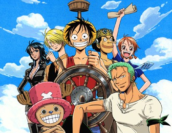 One Piece S01E09 Le justicier menteur : Capitaine Usopp / Un vaillant capitaine