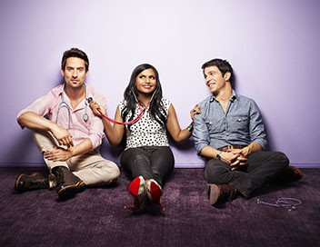 The Mindy Project S01E13 Harry & Sally