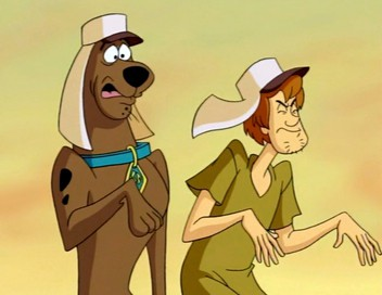 Scooby-Doo au pays des pharaons - 4