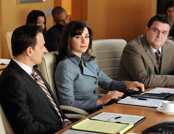 <strong>The Good Wife</strong> S03E02 La zone de mort - 1