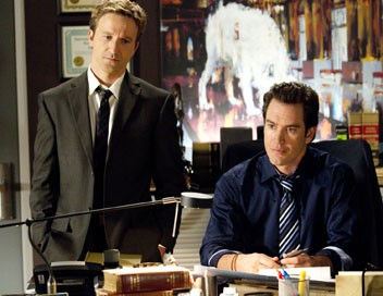 Franklin & Bash S01E06 Chasse aux gros gibiers