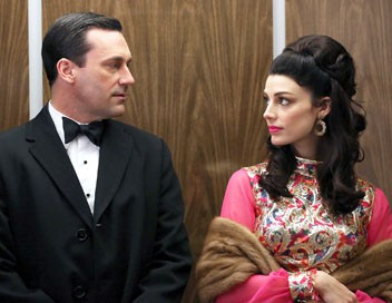 Mad Men S06E05 Naufrage