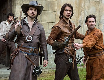 The Musketeers S01E03 Le convoyeur