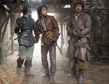 The Musketeers S01E05 Retrouvailles explosives
