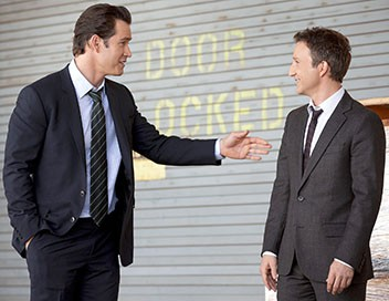<strong>Franklin & Bash</strong> S04E03 Irrésistible attraction - 2