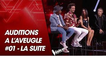 The Voice, la suite 1 (Saison 08)