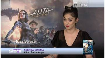 Replay Absolument Stars : Agenda ciné : Alita, Battle Angel