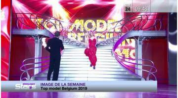 Replay Absolument Stars : Image de la semaine : Patrick Fiori, Cerise Calixthe et Top Model Belgium