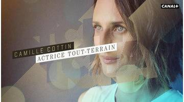Replay Camille Cottin : Actrice tout-terrain ? Reportage cinéma