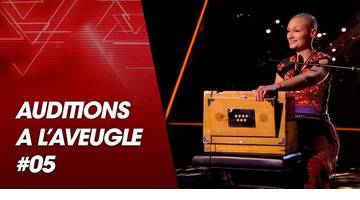 The Voice 2019 - Auditions à l'aveugle 5 (Saison 08)