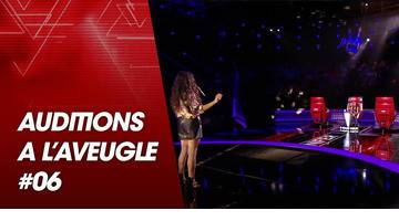 Replay The Voice 2019 - Auditions à l'aveugle 6 (Saison 08)