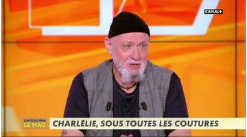 Replay Interview de Charlélie Couture