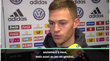 replay eurosport 1 du 21 03 2019 allemagne kimmich en tant que futur capitaine je ne m. Black Bedroom Furniture Sets. Home Design Ideas