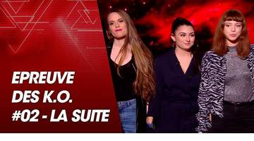 The Voice 2019 - La suite Epreuve K.O. 02 - Mika (Saison 08)