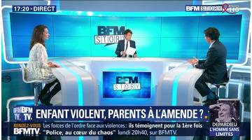 Enfant violent, parents à l'amende ? (1/2)