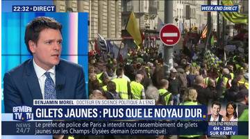 Gilets jaunes: Nouvelle restrictions