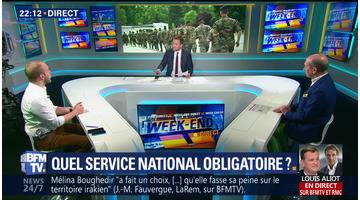 Quel service national obligatoire ?