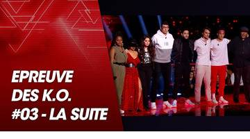 The Voice 2019 - La suite Epreuves KO 03 - Soprano (Saison 08)