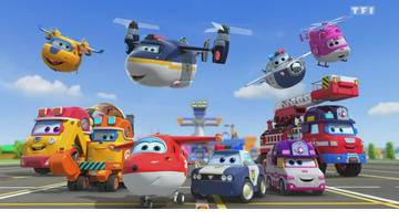 Super Wings - Le cours de surf