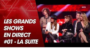 The Voice 2019 - La suite Direct 01 (Saison 08)