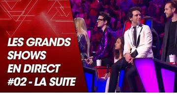 The Voice 2019 La suite - Direct 02 (Saison 08)