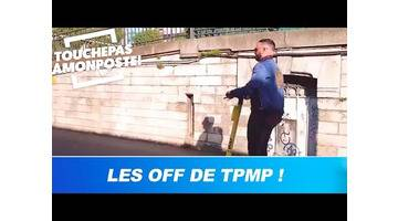OFF TPMP : La rencontre entre Cyril Hanouna et Usain Bolt en trottinette