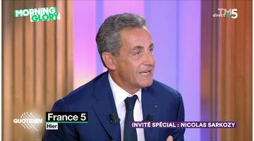 Morning Glory : Nicolas Sarkozy, ce philosophe qui s'ignore
