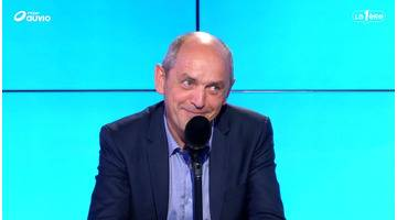 Le Grand Oral de Pierre Larrouturou