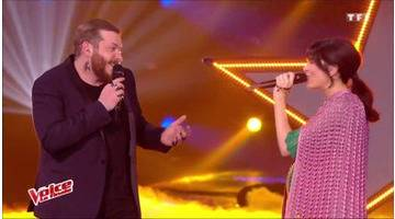 Nicola Cavallaro et Nolwenn Leroy - « As » (George Michael & Mary J. Blige) (La finale en direct – Saison 6)