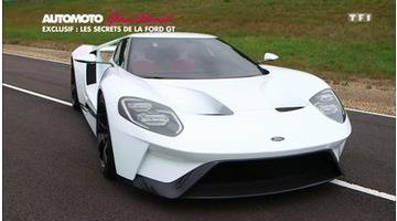 Grand Format - Exclusif : les secrets de la Ford GT