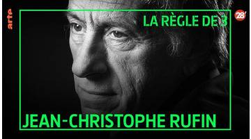Jean-Christophe Rufin - 28 minutes