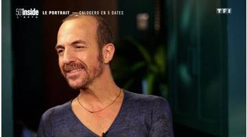 Le portrait : Calogero en 5 dates