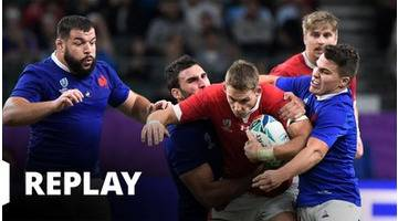Pays de Galles - France (Coupe du monde de rugby - Japon 2019)