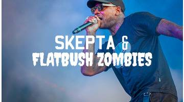 Splash! Festival 2019 - Skepta & Flatbush Zombies