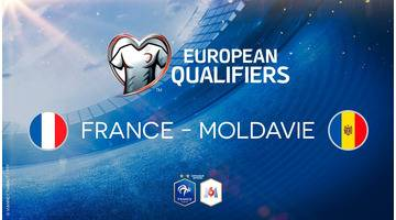 Qualification pour l'UEFA EURO 2020 : France - Moldavie : Le résumé du match (1-2)