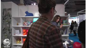 66 Minutes : Grand-format : Le salon Made in France
