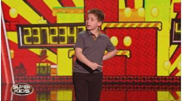 Replay Superkids : Hugo, un comique en herbe hilarant !