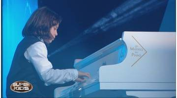 Replay Superkids : Nicolas, virtuose du piano, bouleverse le jury !