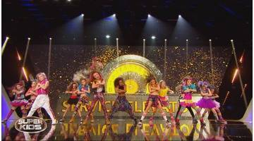 Superkids : Big Bang Art enflamme le plateau !