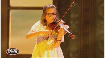 Replay Superkids : Rebecca, 9 ans, virtuose du violon !