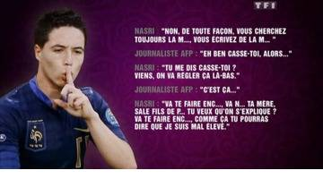 Replay France : le problème Nasri