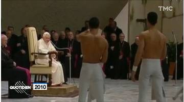 Replay Quotidien du 05/04/2021 : Le porno gay du Vatican que vous ...