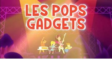 Replay Les Pop gadgets