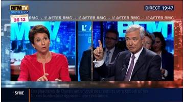 BFM Politique: L'after RMC de Claude Bartolone par Véronique Jacquier – 12/10 (6/6)