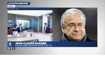 "Replay Jean-Claude Dassier : ""C'était un monument"""