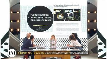 replay la nouvelle dition du 10 01 2017 zapping radio les d clarations chocs du matin. Black Bedroom Furniture Sets. Home Design Ideas