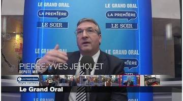 Le Grand Oral - Pierre Yves Jeholet