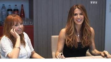 Replay Poppy Montgomery, alias Carrie Wells, rencontre les téléspectateurs à TF1 !