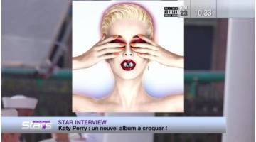 Absolument Stars : Star interview: Katy Perry et son nouvel album «Witness»
